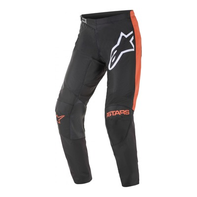 Pantalon cross Alpinestars Fluid Tripple noir/orange