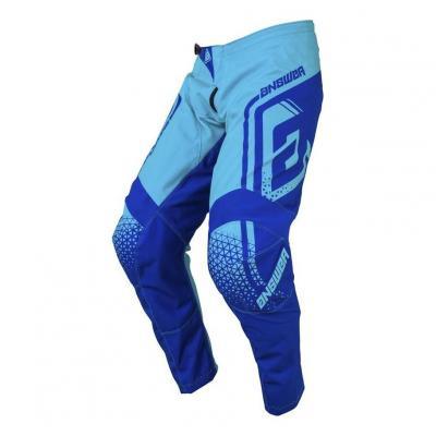 Pantalon cross Answer Syncro Drift astrana/bleu reflex