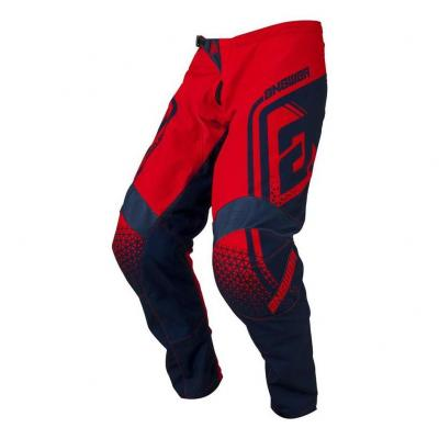Pantalon cross Answer Syncro Drift rouge/midnight