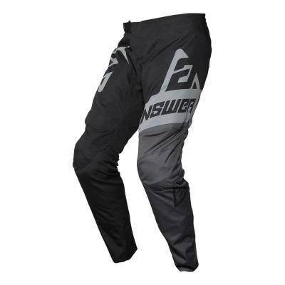 Pantalon cross Answer Syncron Voyd black/charcoal/steel