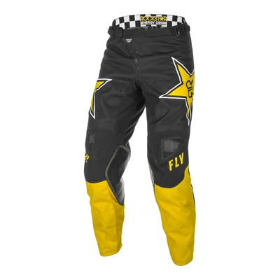 Pantalon cross Fly Racing Kinetic Rockstar 2021