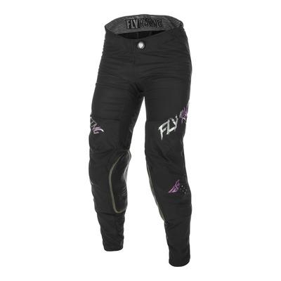 Pantalon cross Fly Racing Lite S.E. noir/fusion