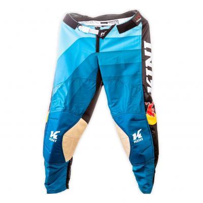 Pantalon cross Kini Red Bull Vintage bleu/noir