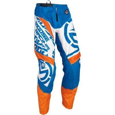 Pantalon cross Moose Racing QUALIFIER bleu/orange