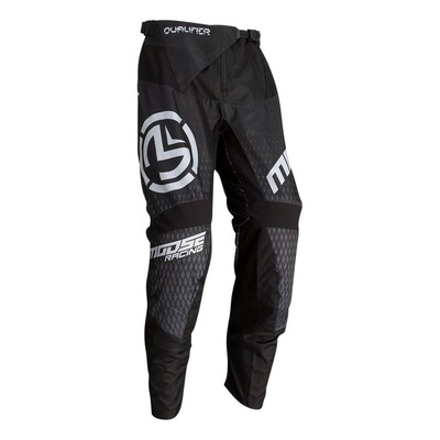 Pantalon cross Moose Racing Qualifier noir/gris