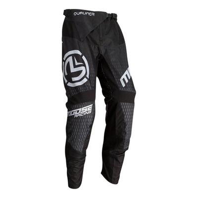 Pantalon cross Moose Racing Qualifier noir/gris