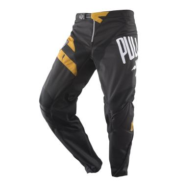 Pantalon cross Pull-in Challenger Master noir/or