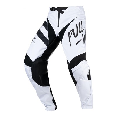 Pantalon cross Pull-in Challenger Original blanc