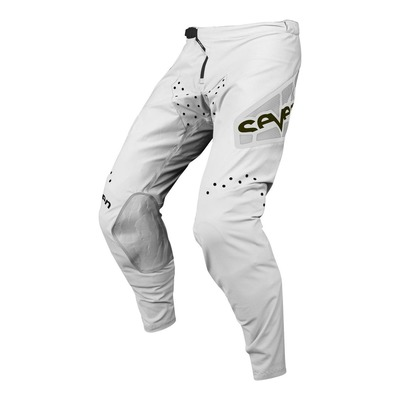 Pantalon cross Seven Zero Staple blanc
