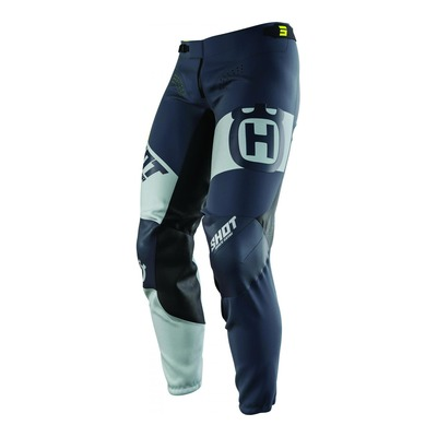 Pantalon cross Shot Aerolite Husqvarna Limited Edition 2021 gris foncé