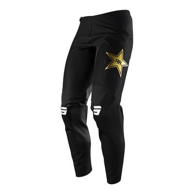 Pantalon cross Shot Contact Replica Rockstar limited edition 2022 noir/or