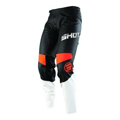 Pantalon cross Shot Devo Slam orange