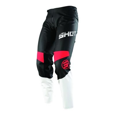 Pantalon cross Shot Devo Slam rouge