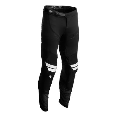 Pantalon cross Thor Prime Hero noir/blanc