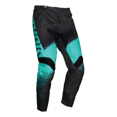 Pantalon cross Thor Sector Vapor menthe/charcoal