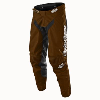 Pantalon cross Troy Lee Designs GP Mono marron