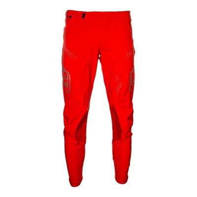 Pantalon cross Troy Lee Designs SE Ultra Podium rouge