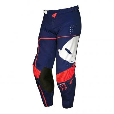 Pantalon cross Ufo Slim Sharp bleu/blanc/rouge