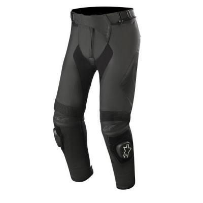 Pantalon cuir Alpinestars Missile V2 court noir