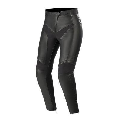 Pantalon cuir femme Alpinestars Vika V2 noir