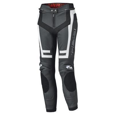 Pantalon cuir femme Held Rocket 3.0 noir/blanc