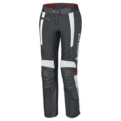 Pantalon cuir femme Held Takano II noir/blanc