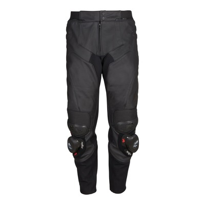 Pantalon cuir Furygan Ghost Culotte noir