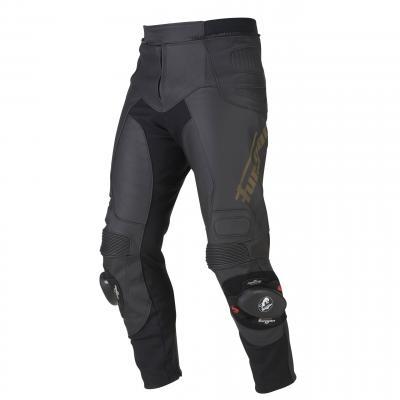 Pantalon cuir Furygan Sherman noir