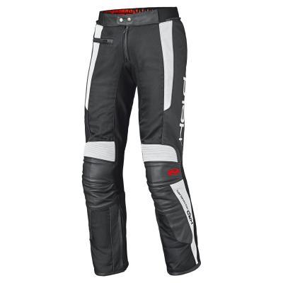 Pantalon cuir Held Takano II noir/blanc