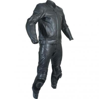 Pantalon cuir RST GT CE noir