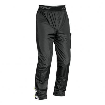 Pantalon de pluie Ixon DOORN noir/jaune