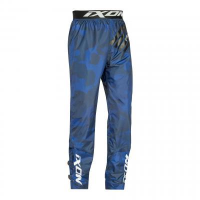 Pantalon de pluie Ixon stripe navy/camo/orange