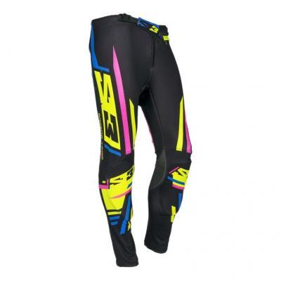 Pantalon de Trial S3 Racing Team rose/bleu