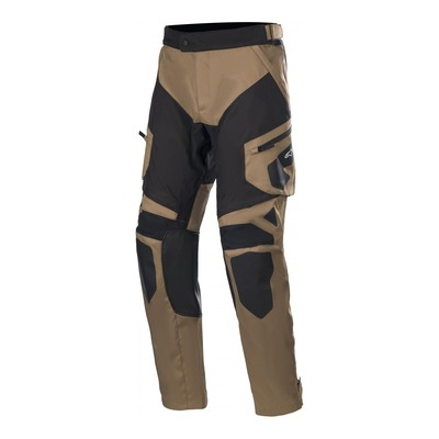 Pantalon enduro Alpinestars Venture XT OVER-BOOT camel/noir