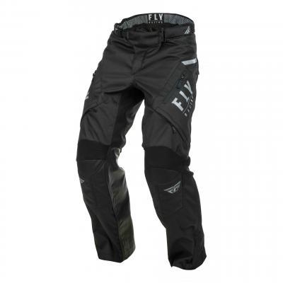 Pantalon enduro Fly Racing Patrol noir/gris