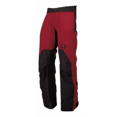Pantalon enduro Moose Racing XCR bordeaux/noir