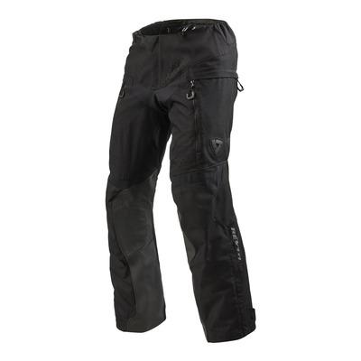 Pantalon enduro textile Rev'it Continent (court) noir