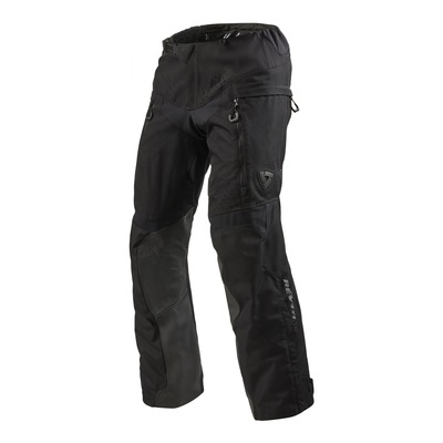 Pantalon enduro textile Rev'it Continent (long) noir