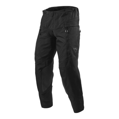 Pantalon enduro textile Rev'it Peninsula (court) noir