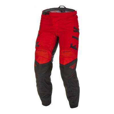 Pantalon Fly Racing F-16 rouge/noir