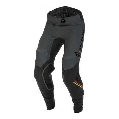Pantalon Fly Racing Lite S.E. Speeder metal/rouge/jaune