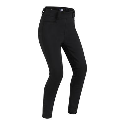 Pantalon moto femme PMJ Spring noir
