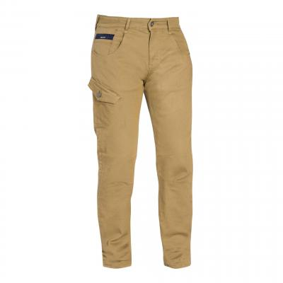Pantalon moto textile Ixon Discovery camel