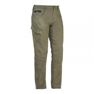 Pantalon moto textile Ixon Discovery kaki