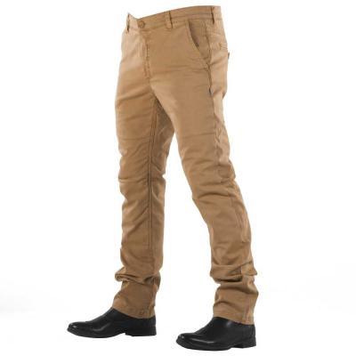 Pantalon Overlap Chino camel