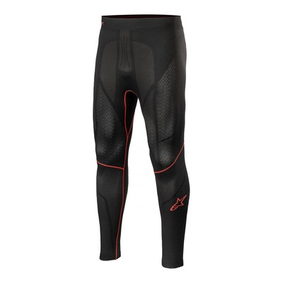 Pantalon technique Alpinestars Ride Tech v2 Bottom summer noir/rouge