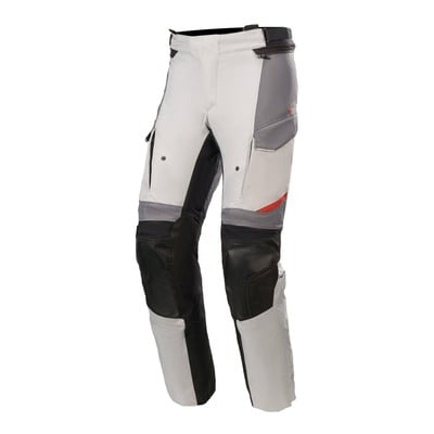 Pantalon textile Alpinestars Andes V3 Drystar Ice gris/gris foncé (standard)