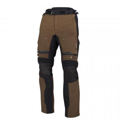 Pantalon textile Bering Bronco noir/marron