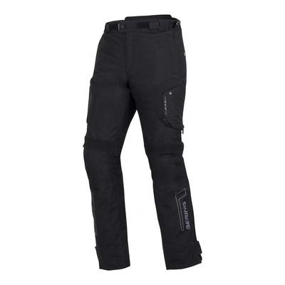 Pantalon textile Bering Caracas noir/fluo