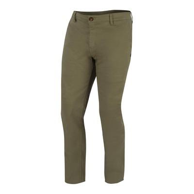 Pantalon textile Bering Mils marron/kaki